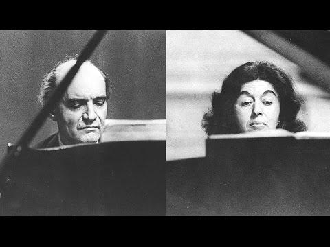 Метнер, Николай - Две пьесы для двух фортепиано
