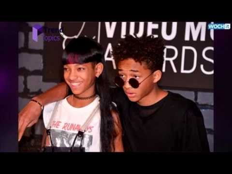 Photo of 13 Year Old Willow Smith With Moises Arias Stirs Up Internet