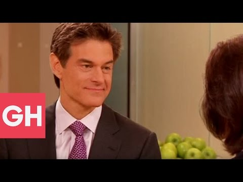 Dr. Oz s Best Anti-Aging Tips