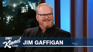 Jim Gaffigan on Traveling Internationally with Five Kids