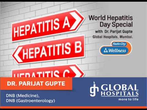 Dr. Parijat Gupte, Global Hospitals Mumbai in conversation with Radio city wellness.