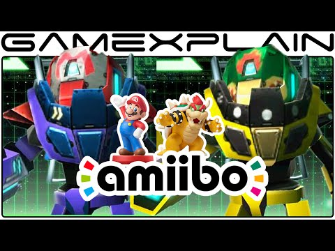 amiibo Support Revealed for Metroid Prime: Federation Force