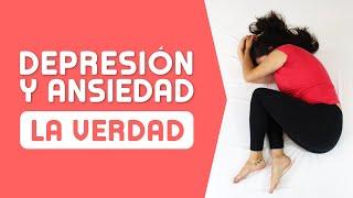 DEPRESIÓN y ANSIEDAD: Lo Que Su Médico NO Le Dice