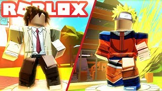 DEATH NOTE VS NARUTO IN ROBLOX! | Anime Tycoon