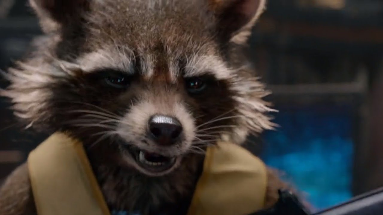 Guardians of the galaxy why rocket raccoon is awesome youtube