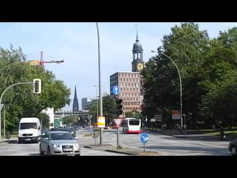 A day out in Hamburg