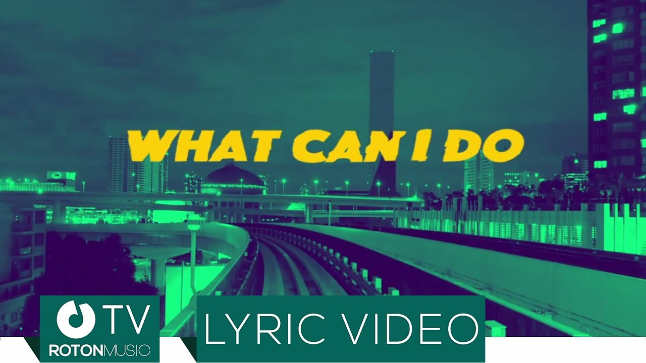 Caitlyn - What Can I Do (Lyric Video)
