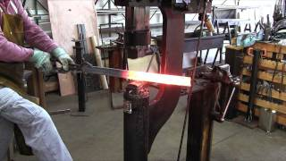The Serpent in the Sword: Forging a Viking-age Sword