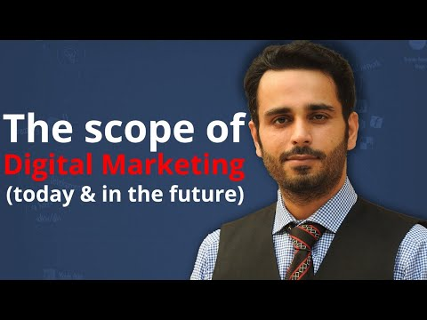 The humongous scope of Digital Marketing