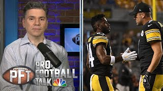 Was Big Ben's apology to Antonio Brown enough? | Pro Football Talk | NBC Sports