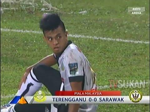 Piala Malaysia 2014: Terengganu vs Sarawak (0-0) 3 Sept