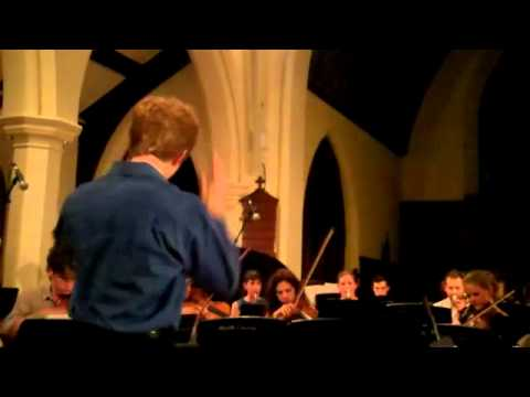 Contemporaneous plays Dylan Mattingly's Atlas (beginning), conducted by David Bloom 9 24 11.mp4
