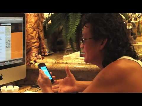 Scotty Nguyen Surprise Call Tammy