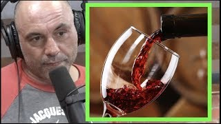 Joe Rogan | Could Red Wine Be Beneficial to Your Health? w/ David Sinclair