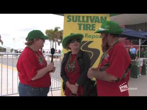 Ablevision Interviews Red Sox Fans at Spring Training 2013