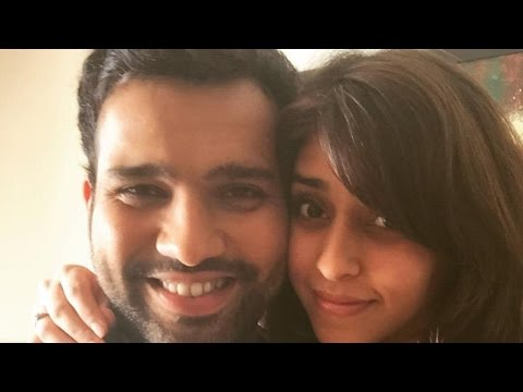 Rohit Sharma gets engaged to his manager Ritika