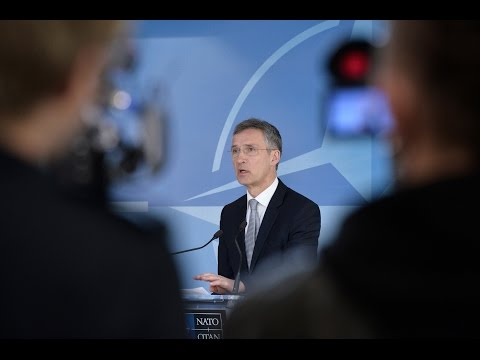 NATO Secretary General following NATO-Russia Council, 20 APR 2016