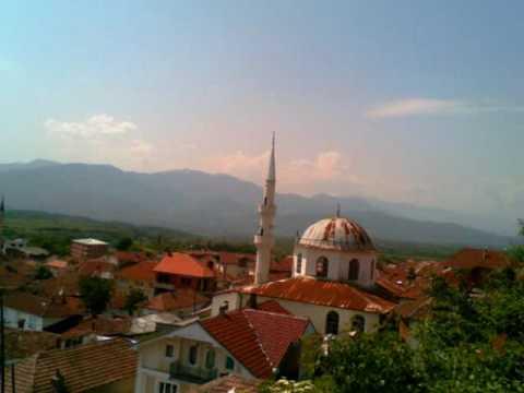 Dibra e Madhe me shtate minare,xhamite e Dibres se Madhe;by Niku Production