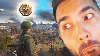 Entering 1st Prestige in Call of Duty WW2..! (THIS HAPPENS)
