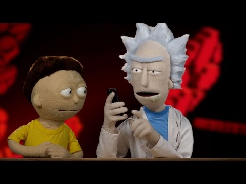 Rick and Morty Answer IGN's Burning Questions