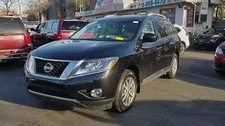 2016 Nissan Pathfinder SL Jackson Heights, Bronx, Brooklyn, Manhattan, Queens