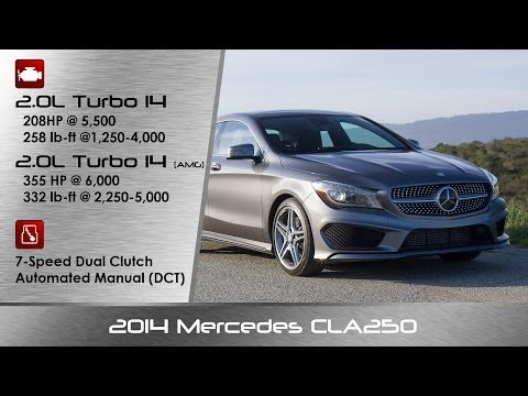 2014 /2015  Mercedes Benz CLA Detailed Review and Road