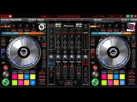 Secrets vs Animals - Martin Garrix & Tiësto (DJ Electric Mushup)