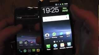 Galaxy S2 vs Galaxy Nexus