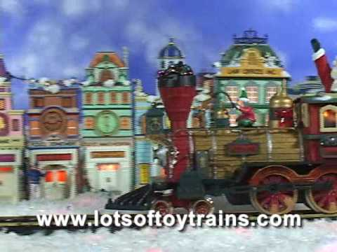 TOY TRAIN Christmas DVD a Great Childrens Video Gift Video