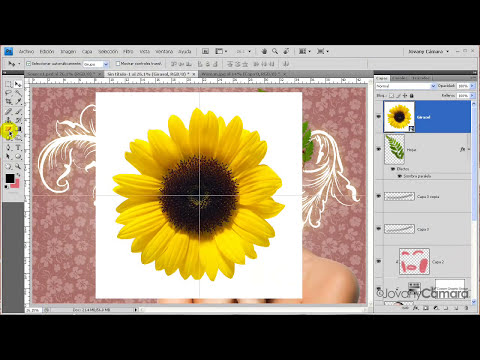Tutorial Photoshop: Wallpaper Mujer Bella.