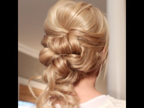 Romantic Chic UpDo