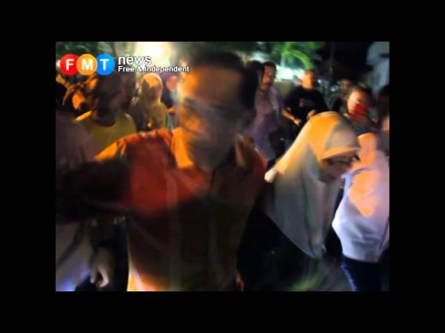 Wan Azizah 'Alhamdulillah, I feel victory'
