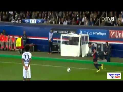 PSG x Chelsea - 3x1 - Champions League 02/04/14