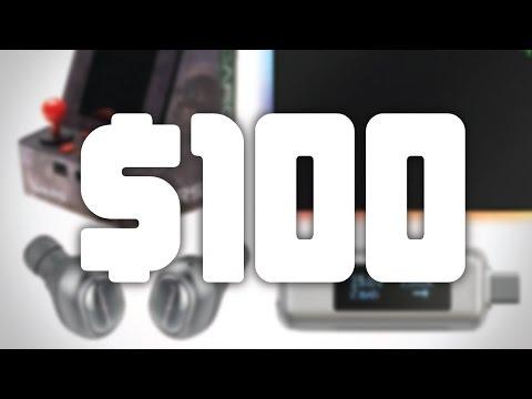 10 Cool Tech Under $100 - 2017!