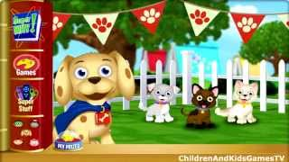 Super Why! Puppy Day Care Game for Kids