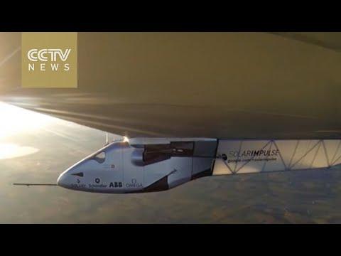 Solar Impulse leaves Oklahoma for Ohio