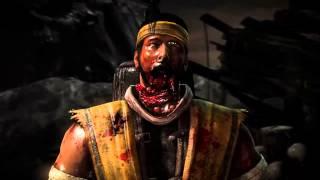 Scorpion Scream Glitch - MORTAL KOMBAT X