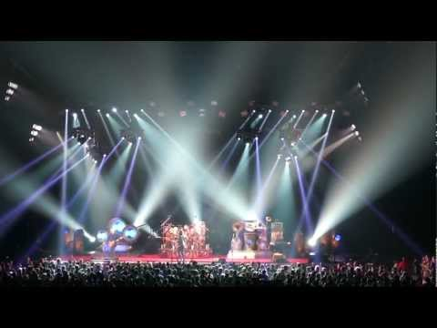 12 2112 overture RUSH CHICAGO 9.15.12  HD