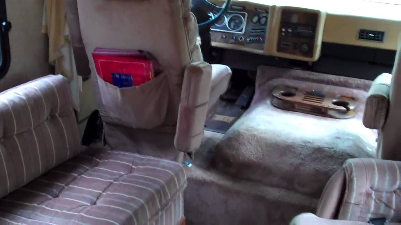 1986 winnebago 33 u0026 39  motor home for sale