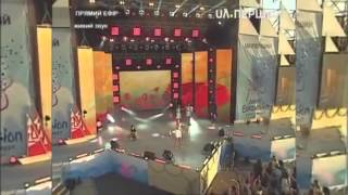 JESC 2015 Ukraine: Sofia Dobryvecher - We want peace (LIVE National selection)