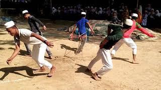 চর্তুমুখী টান খেলা,বার্ষিক ক্রীড়া প্রতিযোগীতা ২০১৯, লাজৈর ইসলামিয়া দাখিল মাদ্রাসা।