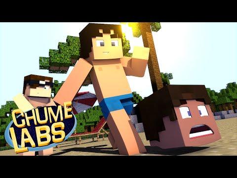 Minecraft: Chume Labs 2 - Indo A Praia! #23 video