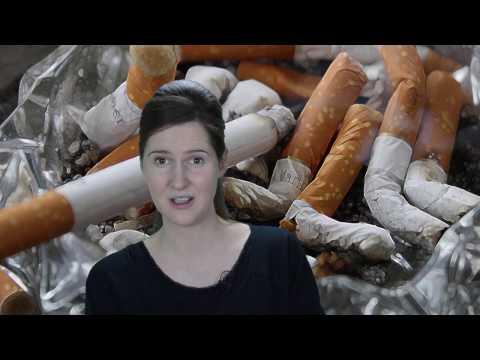 Rauchen - die 4 schlimmsten Chemikalien