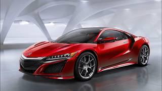 Car Reviews : Honda Acura NSX Roadster
