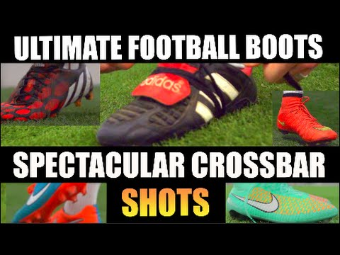 Spectacular Crossbar Shots! F2 Boot Collection Special