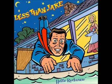 Less Than Jake - Five State Drive