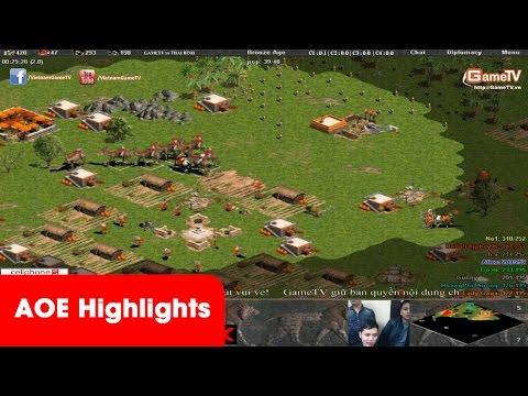 AOE Highlights, Núi Liều Mạng chém khuấy đảo team Thái Bình