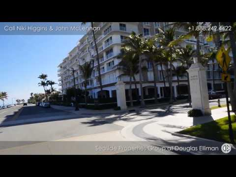 Driving Tour of Palm Beach Florida, Seaside Properties Group at Douglas Elliman
