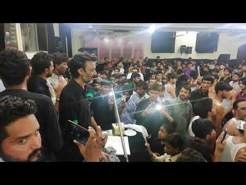 Allah Jany Mola Janay Sharafat Ali Pardesi Live Noha 05 October 2019