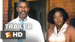Fences Official Trailer 1 (2016) - Denzel Washington Movie